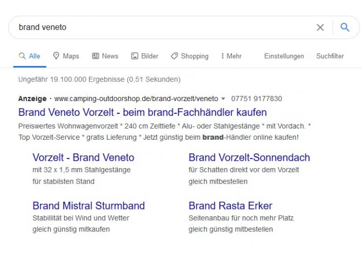 SEA Agentur Google Ads in Waldshut-Tiengen am Hochrhein